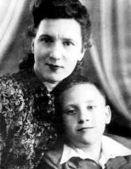 Мама Владимира Высоцкого Нина Максимовна о сыне