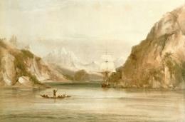 Огненная Земля (декабрь 1832 г. — февраль 1833 г.)
