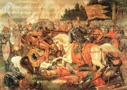 Западные войны Новгорода. Невская битва