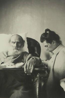 Супруга Льва Толстого