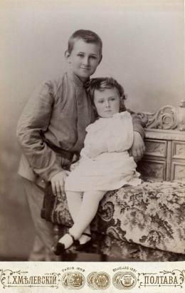 Нина Владимировна Вернадская -Толль (1898-1986)