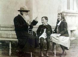 Педагогическая деятельность Л.Н.Толстого
