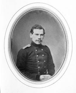 Военная карьера Льва Толстого