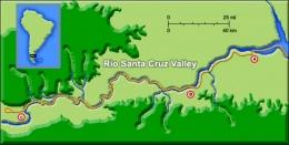 Экспедиция по Рио-Санта-Круз (март — май 1834 г.)