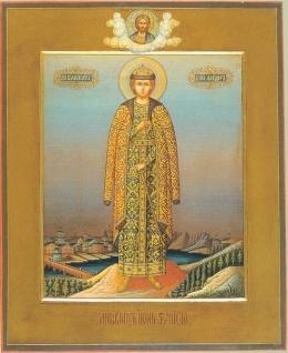 Фёдор Ярославич