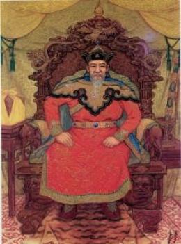 Личность Чингисхана