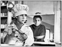 Надежда Румянцева: «Чаплин в юбке»
