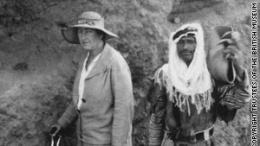 Агата Кристи археолог
