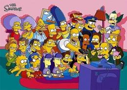 История создания Симпсонов