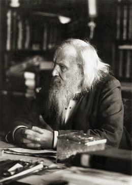 Дмитрий Менделеев: биография