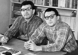 Братья Стругацкие — совместное творчество