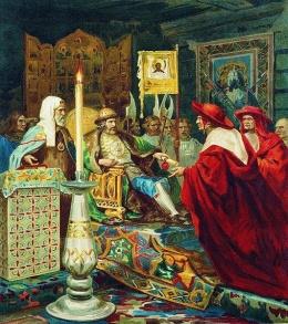 Великое княжение Александра Невского