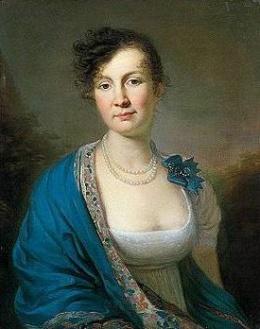 Дочь Суворова