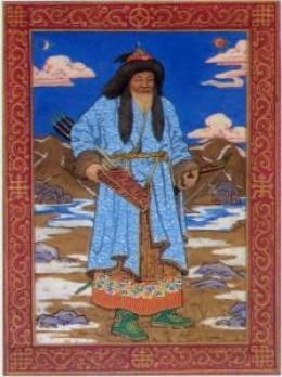 Рождение и юность Чингисхана