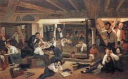 Отплытие (сентябрь — декабрь 1831 г.)