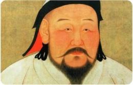 Смерть Чингисхана