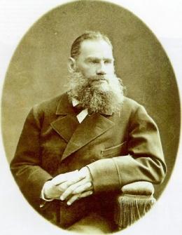Лев Толстой в Москве