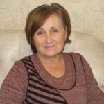 День рождения  Нины Матвеевой
