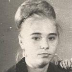 День рождения  Тамары Зеленцовой