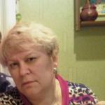 День рождения  Веры Дубенко
