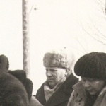 Годовщина смерти  1921г.-2001г.  Степана Московских