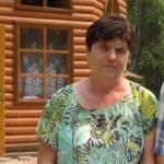 День рождения  Елены Федоровой