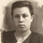 День рождения  Любови Бочаровой