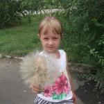 День рождения  Елизаветы Гуськовой