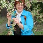 День рождения  Алевтины Мирошкиной