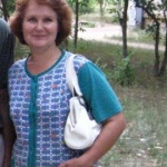 День рождения  Тамары Коневой