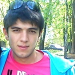 День рождения  Жахонгира Акрамова