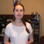 День рождения  Виктории Шадриной